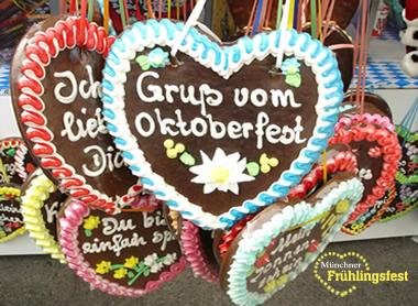 Oktoberfest Herzen